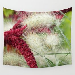 autumn begins Wall Tapestry