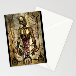 Gut Your Zombie Stationery Cards