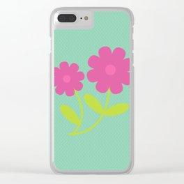birds 2.4 Clear iPhone Case