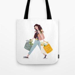 Weekend errands Tote Bag