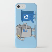 junk food iPhone & iPod Cases featuring Junk Food Diet by Jake Friedman