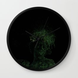 Dionysus Wall Clock