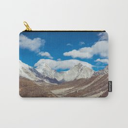 Mountains in Nepal Carry-All Pouch