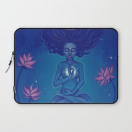 Flower of the Universe Laptop Sleeve