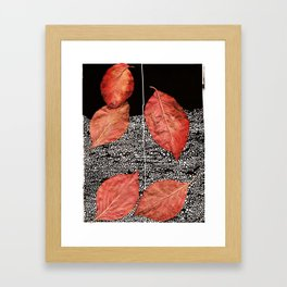 Last of the Day Magic Framed Art Print