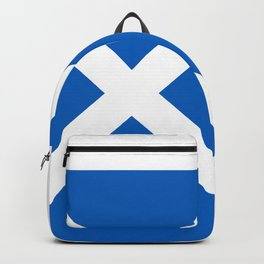 Flag of Scotland - Scottish flag Backpack