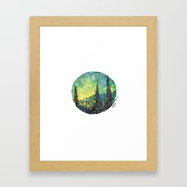 Identify The Infinity Framed Art Print