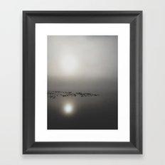 Lake Leo Framed Art Print