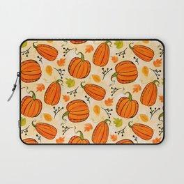Pumpkins pattern I Laptop Sleeve