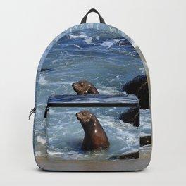 Frolicking Grand Poobah Backpack