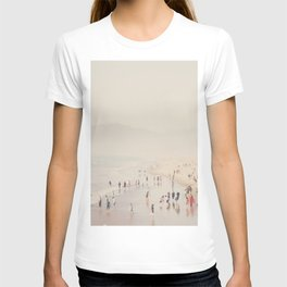 standing on the top of the world ... T-shirt