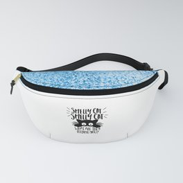 Smelly Cat, Smelly Cat, What Are They Feeding You Fanny Pack