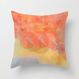 Graphic C5 Throw Pillow