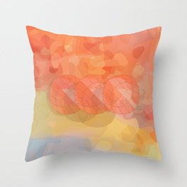 Graphic C5 Throw Pillow