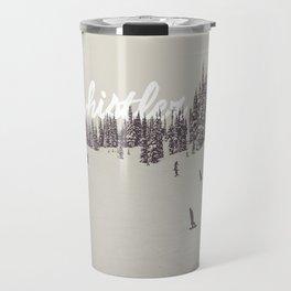 Whistler Winterwonderland Travel Mug