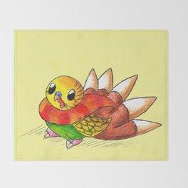 Turkeet Throw Blanket