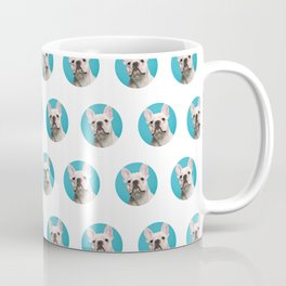 Pop Art Frenchie Coffee Mug