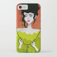 key iPhone & iPod Cases featuring Key by Phantasmagoria