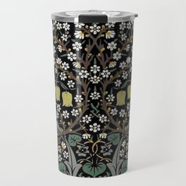William Morris Blackthorn Travel Mug