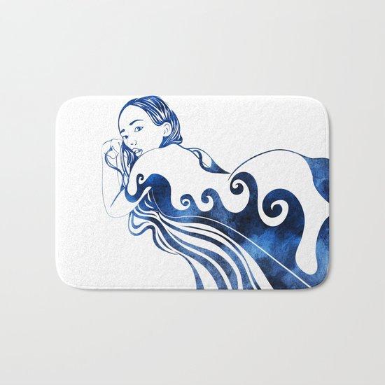 Water Nymph III Bath Mat