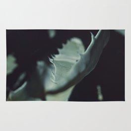 Aloe thorns Rug