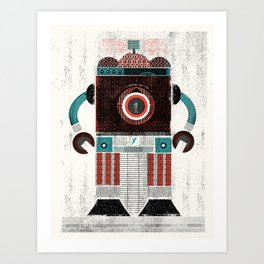 Always Watching // Big Brother Art Print