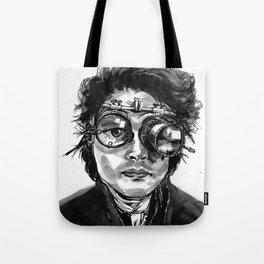 Ichabod-Depp Tote Bag