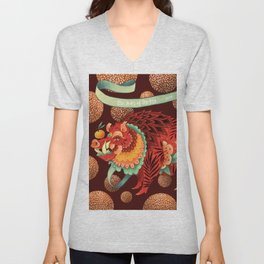 The Year of the Pig 2019 Unisex V-Neck