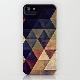fyssyt pyllyr iPhone Case