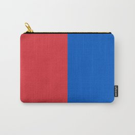 Two Sides of New Harley Quinn Carry-All Pouch