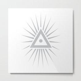 Luminati Metal Print