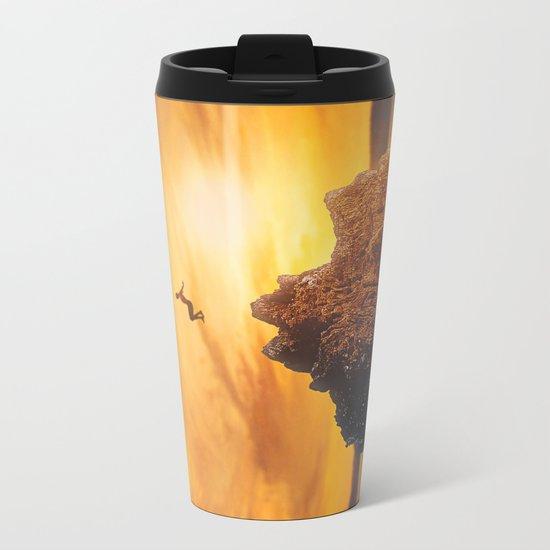 The Great Jump Metal Travel Mug