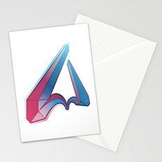 LETTER V Stationery Cards