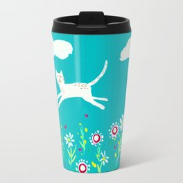 Spring Frolic Travel Mug