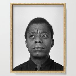 James Baldwin Serving Tray