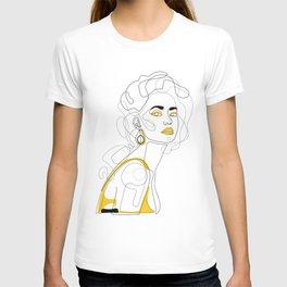 In Lemon T-shirt