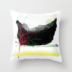2063 – Vacancy Throw Pillow