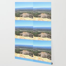 View from the top of Mesa Verde Wallpaper