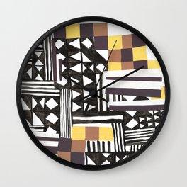 Oh Honeybear Wall Clock