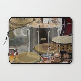 Percussion Instruments Laptop Sleeve