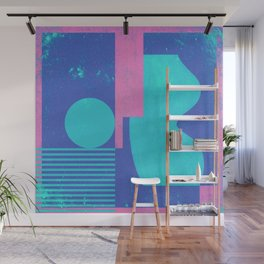 vase and sphere - A Wall Mural