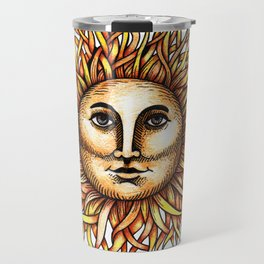 Ancient Sun Travel Mug