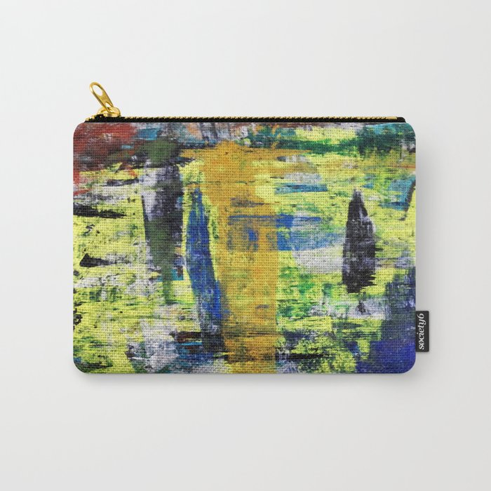 RICHTER SCALE 3 Carry-All Pouch