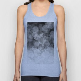 B&W Spotted Unisex Tank Top