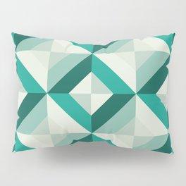 Emerald (Geometric pattern series) Pillow Sham