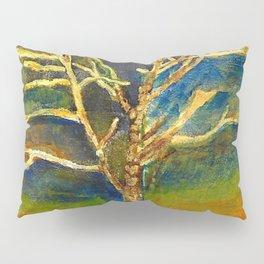 Golden Birch Pillow Sham