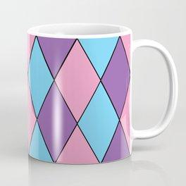 Diamonds - Pastel Coffee Mug