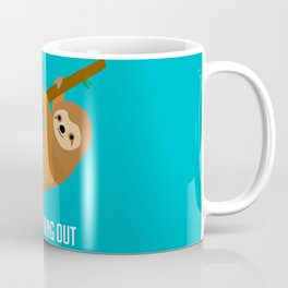 Let's Hang Out Coffee Mug