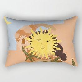 Soul full of sunshine Rectangular Pillow