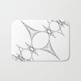 Geometric #7 Bath Mat